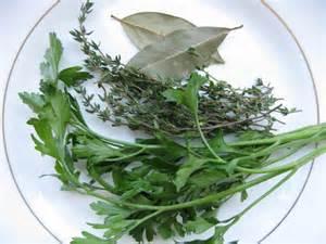 Bay Leaf, Basil & Thyme