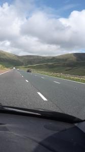 05:15 on the M6 Motorway.